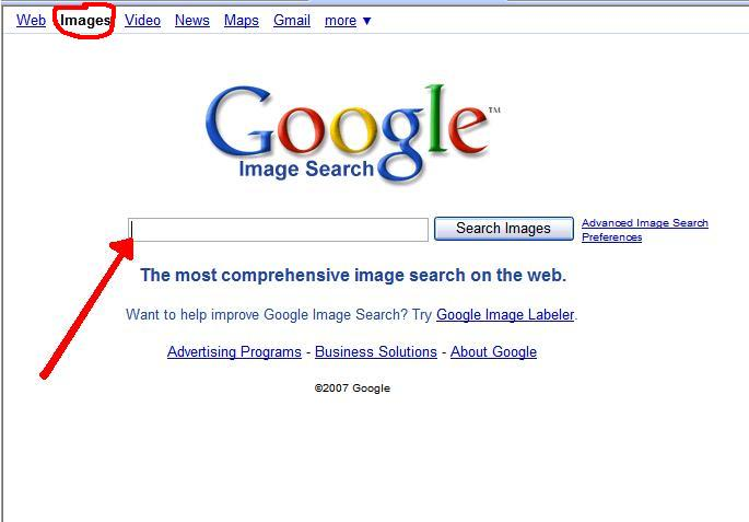 Google's Image Search for Clipart - 32.9KB